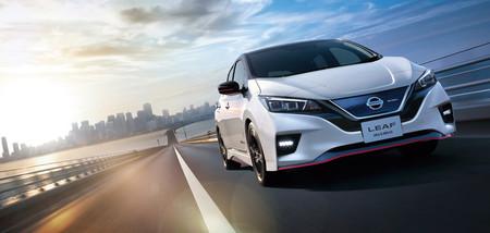 El Nissan Leaf NISMO estará a la venta en Japón a finales de este mes