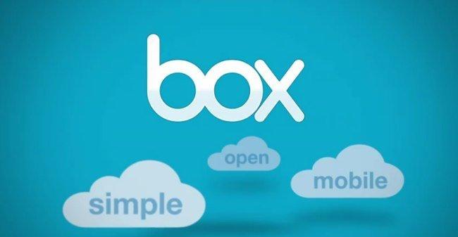 Box, almacenamiento en la nube