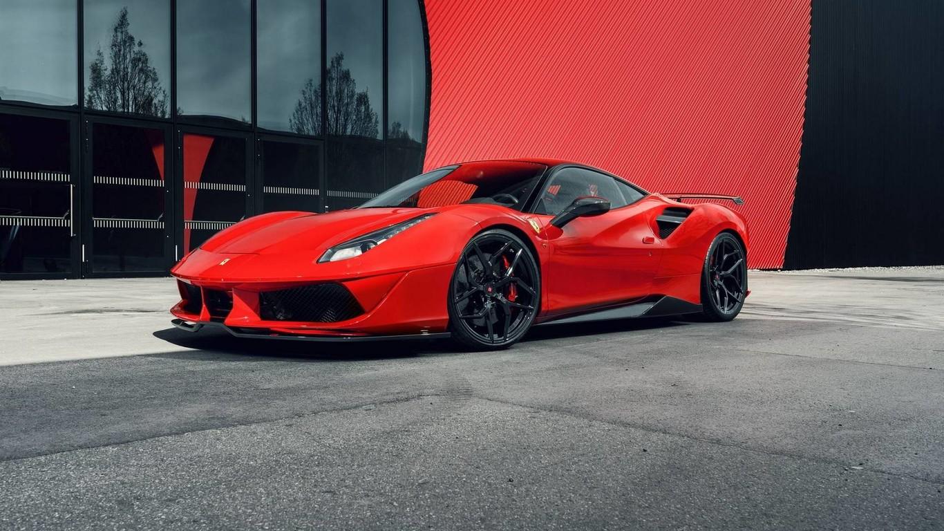 Mas Bestia Que El 488 Pista Pogea Racing Exprime El Ferrari 488 Gtb Hasta Los 820 Cv Y 900 Nm