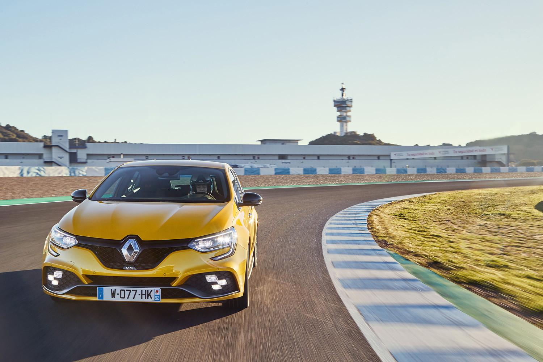 Foto de Renault Mégane R.S. 2018, toma de contacto (13/129)