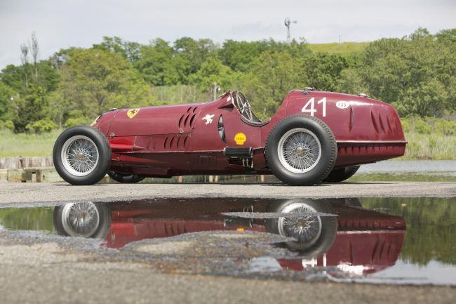 Foto de Alfa Romeo 8C-35 Monoposto de 1935 ex-Tazio Nuvolari (13/19)