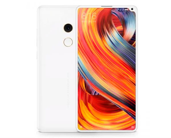 Xiaomi Mi Mix 2s render probable diseño