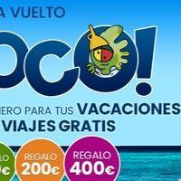 Logitravel nos ofrece hasta 400 euros de regalo para nuestras vacaciones y sortea 34 viajes gratis