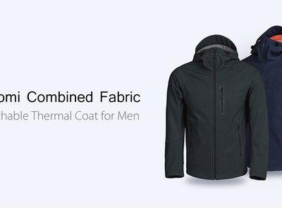 Chaqueta térmica Xiaomi Combined Fabric por 43 euros y envío gratis con este cupón