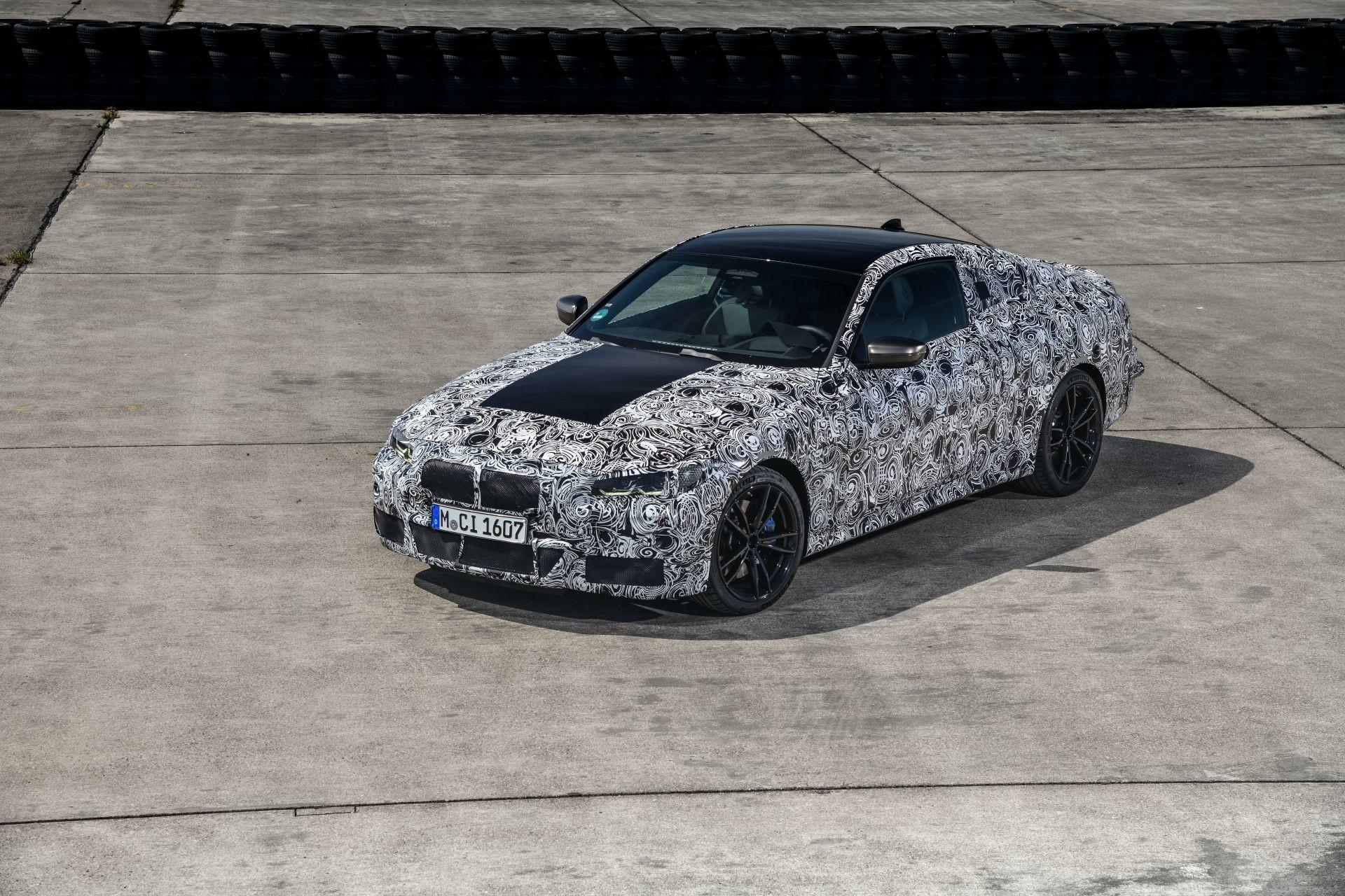 Foto de BMW Serie 4 2021 (fotos espía) (23/38)