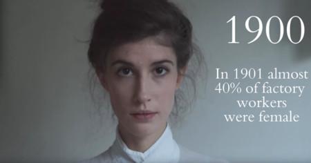 """No es otro vídeo más sobre la evolución de la belleza, aquí las mujeres son """"de verdad"""""""