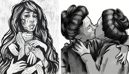 Blanca Gervilla B Gervilla Ilustradoras Feministas