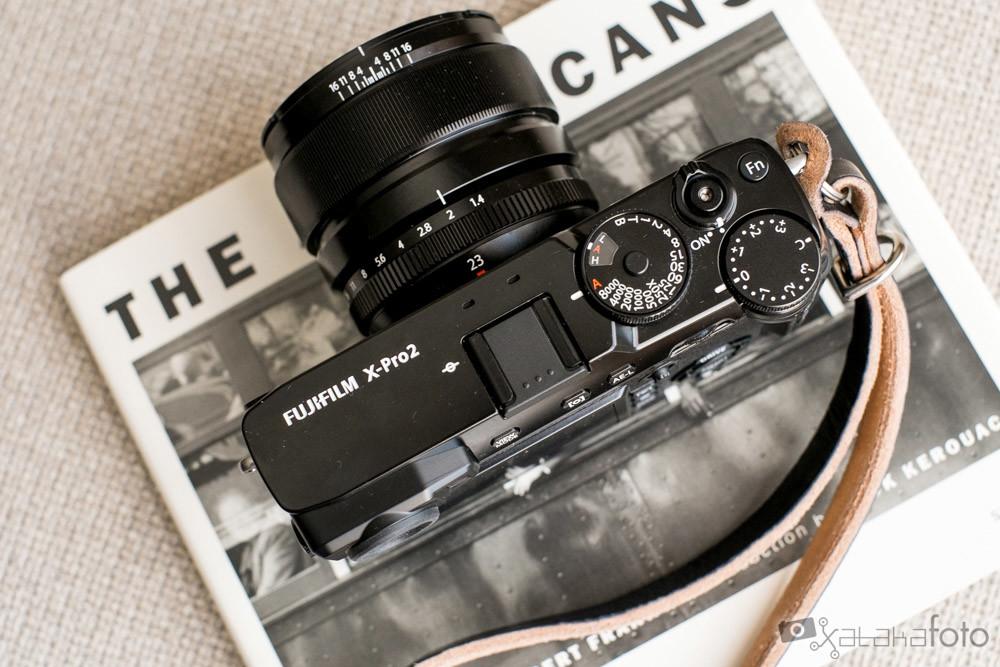 Fujifilm X-Pro2, sigue siendo diferente y ahora con la mayor calidad de imagen de la serie X