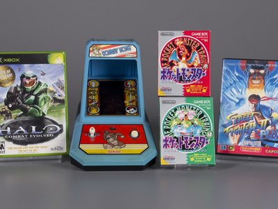Donkey Kong, Halo, Pokémon y Street Fighter II ya son parte del prestigioso World Video Game Hall of Fame