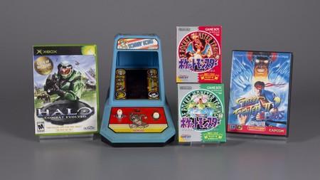 Donkey Kong, Halo, Pokémon y Street Fighter II ya son parte del prestigioso World Video Game Hall of Fame