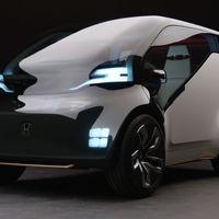 Honda NEUV Concept, funciona como si leyera tu mente, te hará ganar dinero y se moverá como pez
