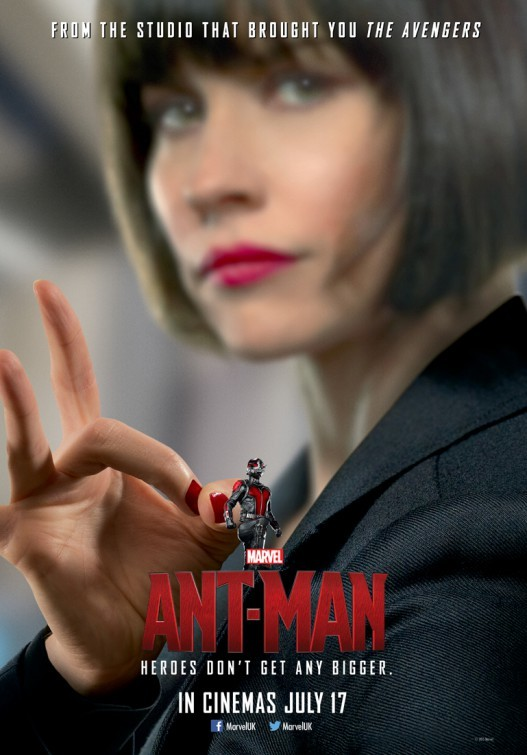 Foto de 'Ant-Man', últimos carteles (7/11)