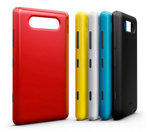 Carcazas Lumia 820