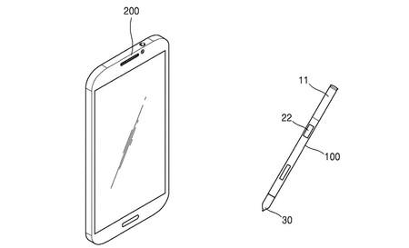 S Pen Galaxy Note 1