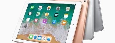 El Super Weekend de eBay nos trae de nuevo el iPad 2018 de 32 GB por sólo 259,99 euros