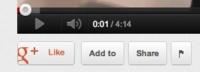 El +1 desaparece de YouTube: ¿un aviso de una integración más profunda con Google+?