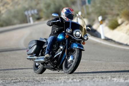 Harley Davidson Triple S 2020 Prueba 025