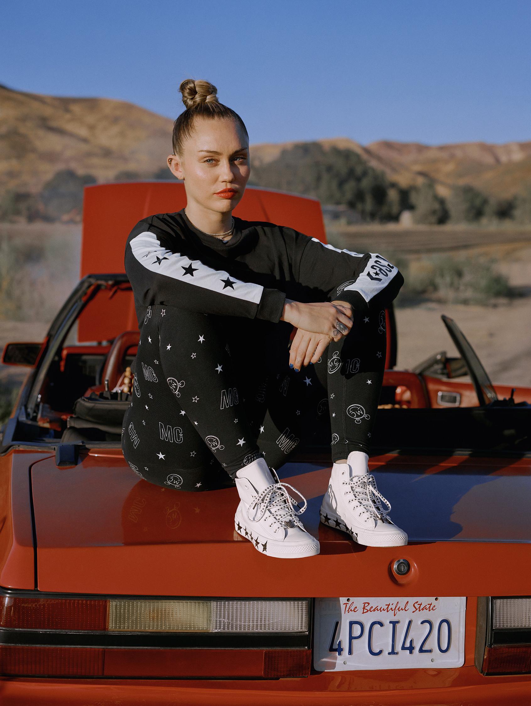 Converse x Miley Cyrus Otoño-Invierno 2018/2019
