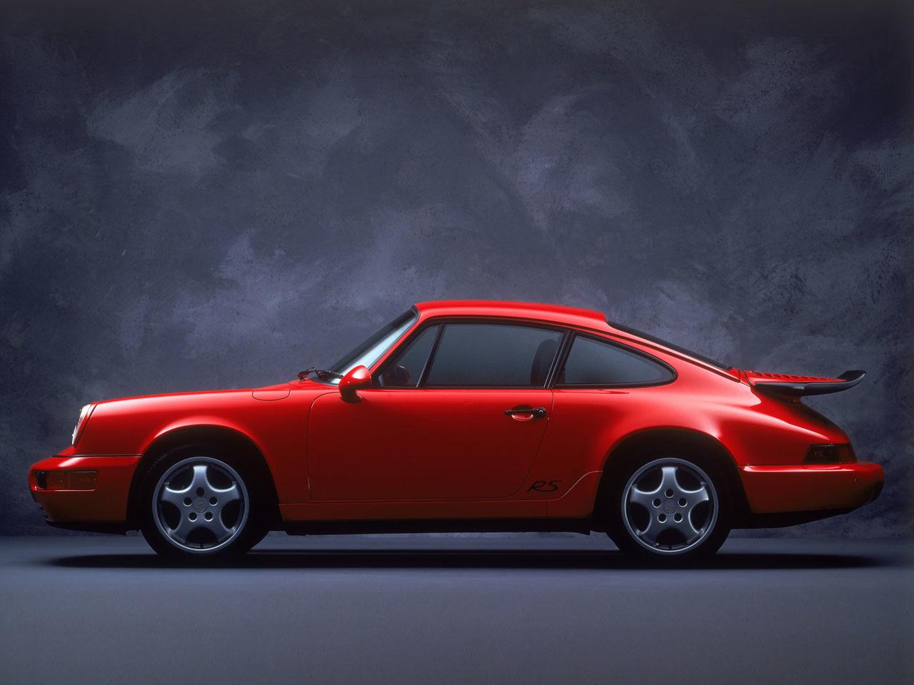 Foto de Tercera generación Porsche 911 (964) (1/14)