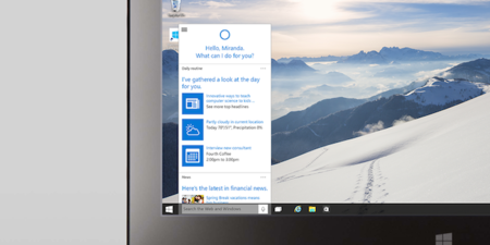La nueva beta de Windows 10 ya está disponible: Cortana,  Continuum, Action Center y más
