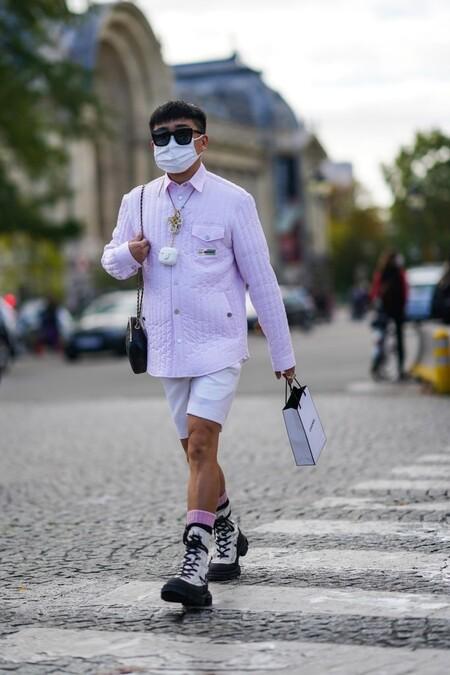 El Mejor Street Style De La Semana Trendencias Hombre G