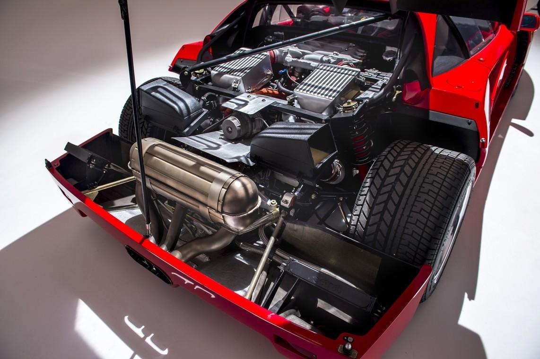 Foto de Ferrari F40 1989 (4/7)