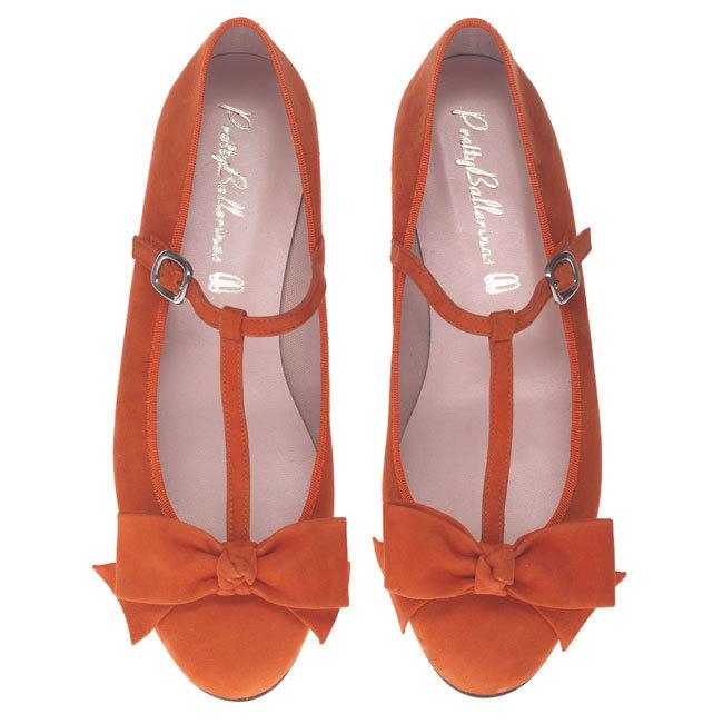 Foto de Pretty Ballerinas colección Primavera-Verano 2012: a todo color (9/10)
