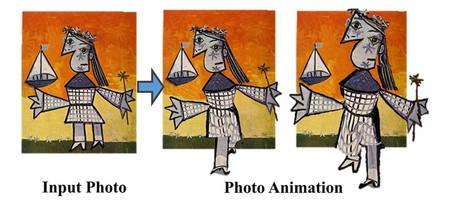 Imágenes que se mueven y salen del cuadro como en Harry Potter: una nueva técnica permite crearlas a partir de cualquier foto fija