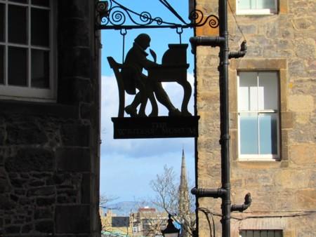Museo escritores Edimburgo