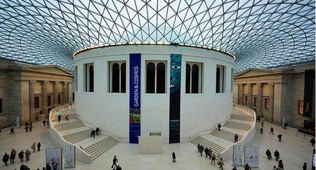 Buda y Picasso en el British Museum