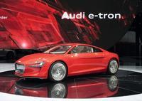 Audi va a mostrar en Ginebra los A1 y A8 híbridos