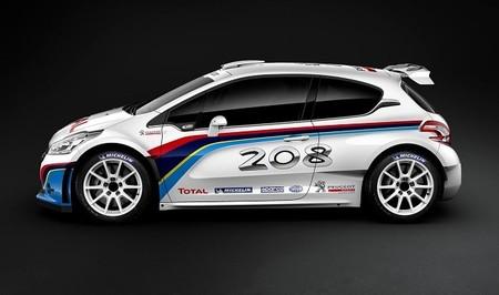 Los R5 podrían ser los sucesores de los World Rally Cars