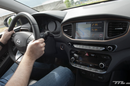 Hyundai IONIQ, toma de contacto