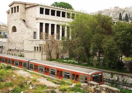Metro de Atenas