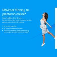 Telefónica mejora su servicio de préstamos Movistar Money: ahora puedes pedir hasta 5.000 euros con menos intereses