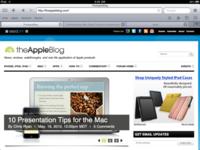 iCab Mobile, un gran navegador para el iPad