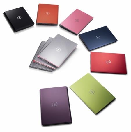 Portátiles Dell Studio