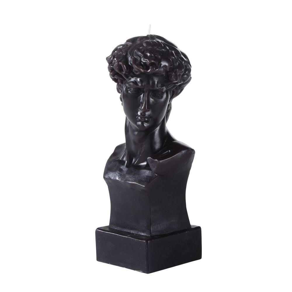 Vela con forma de busto clásico