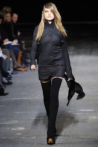 Foto de Alexander Wang, Otoño-Invierno 2010/2011 en la Semana de la Moda de Nueva York (1/20)