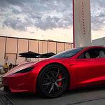 La segunda generación del Tesla Roadster reaparece en unas nuevas e inesperadas imágenes