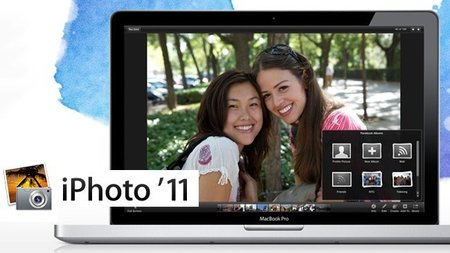 iPhoto ´11, Apple renueva su suite iLife