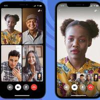 Signal añade videollamadas grupales cifradas de hasta cinco personas