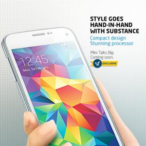 Este año veremos el Samsung Galaxy S5 Mini