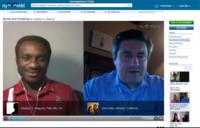 Nyoombl, el Livestream de las conversaciones