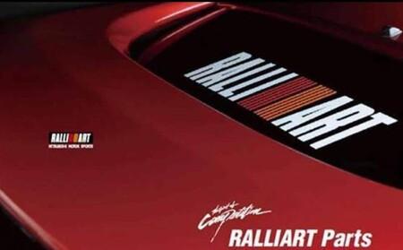 Mitsubishi Revive Ralliart 2