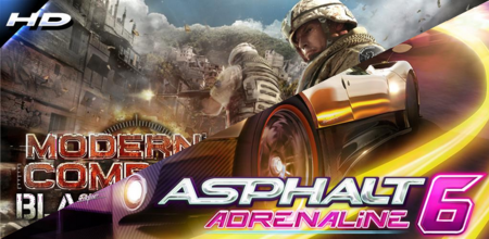 Gameloft regresa al Android Market