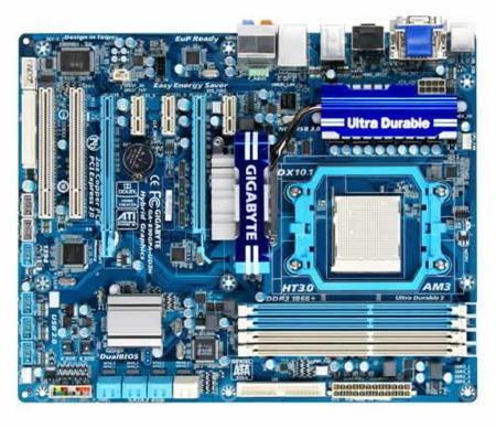 Nuevo chipset AMD 890GX que añade USB 3.0 y SATA 6 Gbps a los micros AMD
