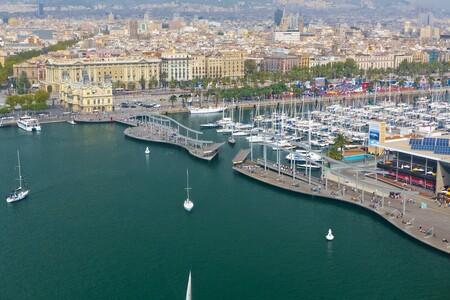 El Port de Barcelona usa el 5G en un proyecto piloto para controlar el tráfico marítimo con tecnologías de Vodafone, Huawei e IBM