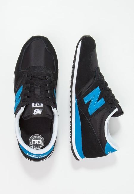 Zapatillas New Balance 420 por sólo 34,85 euros y envío gratuito en Amazon