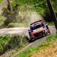 Thierry Neuville es profeta en su tierra liderando el doblete de Hyundai en el Rally de Ypres
